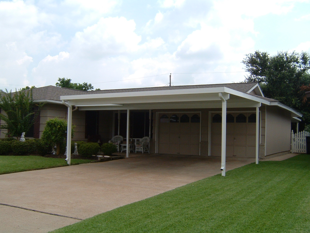 carports of texas patios rooms and patio covers. Black Bedroom Furniture Sets. Home Design Ideas